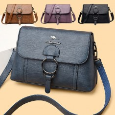 Túi đeo chéo 4 màu sang trọng - VX016